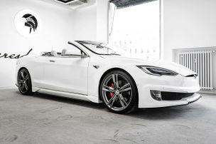 Dieses Model S Cabrio kann man kaufen!