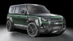 Carlex Design Land Rover Defender Racing Green Edition