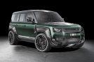 Carlex Design Land Rover Defender Racing Green Edition