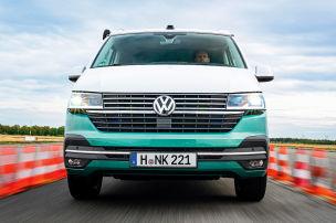 VW California Ocean T6.1: Wohnmobil-Test