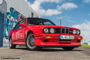 BMW M3 E30 Sport Evolution (1990)