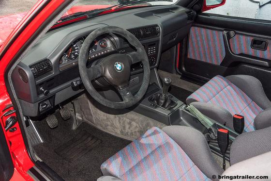 BMW M3 Sport Evolution Baujahr 1990