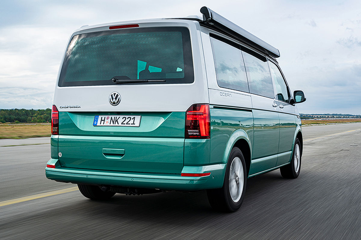 VW California Ocean T6.1