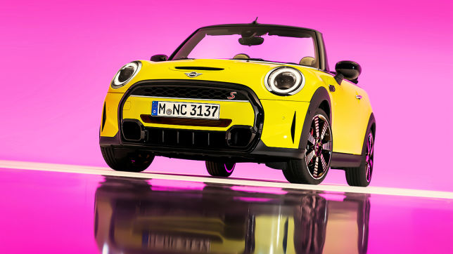 Mini Facelift (2021): Neuerungen