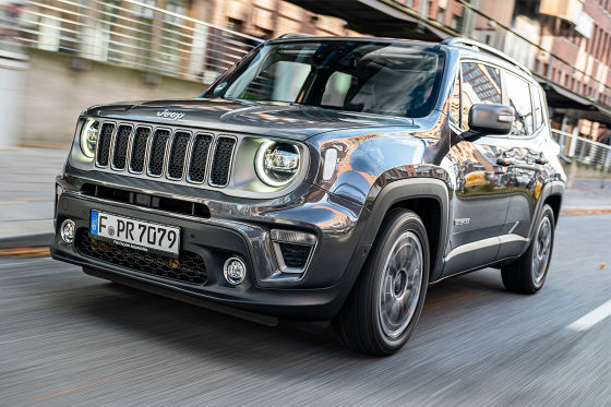 Jeep Renegade 1.0 T-GDI 4x2