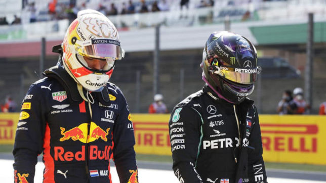Formel 1: Hamilton oder Verstappen?