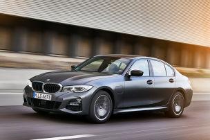 BMW 320e, 520e (2021)