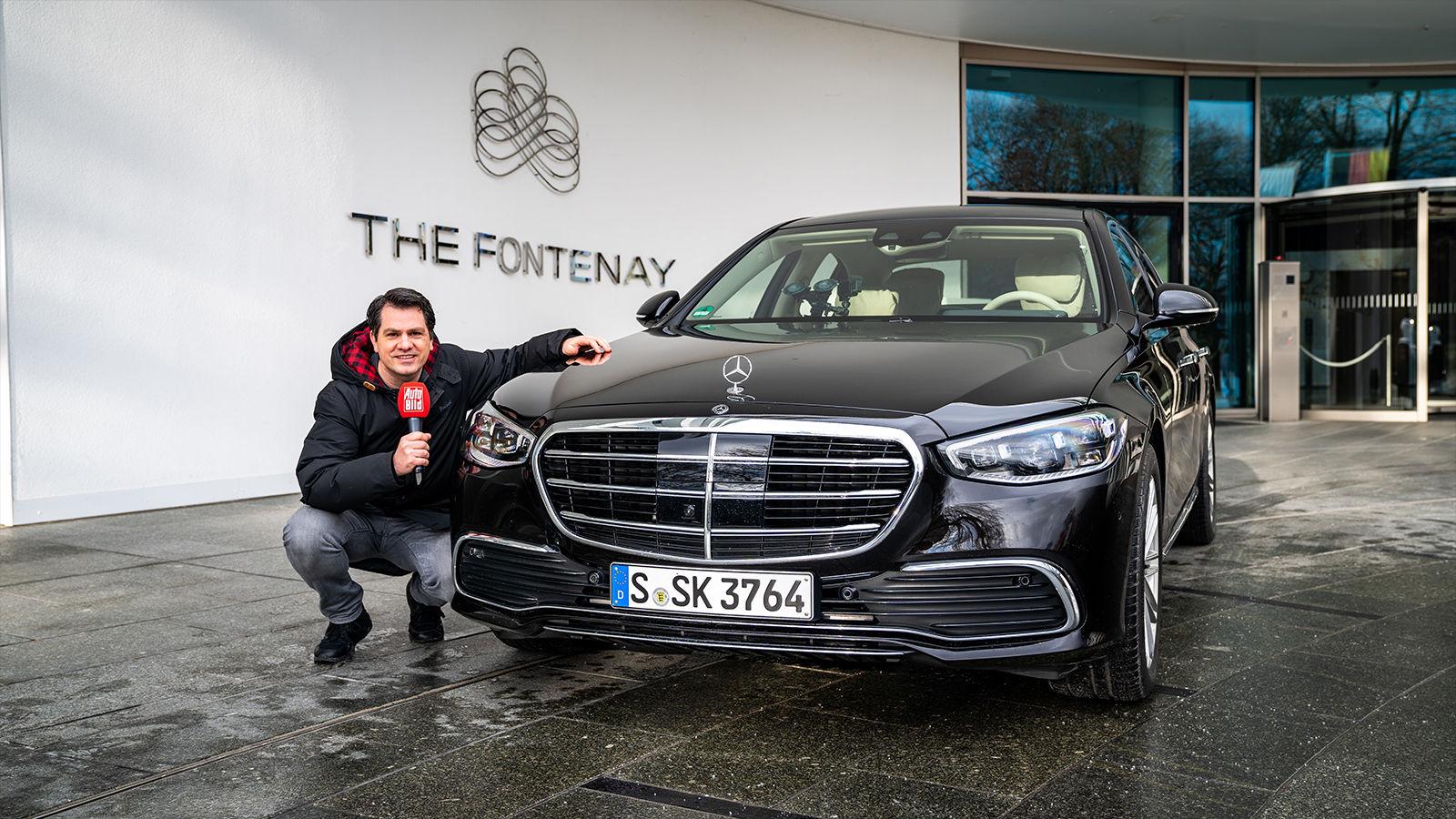Mercedes S-Klasse (2021): Test - Neuvorstellung - erste ...