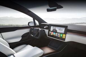 Tesla Model X Plaid (2021)