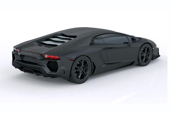 Huber Era (Lamborghini Aventadór)