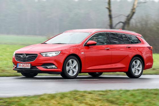 Opel Insignia Sports Tourer 2.0 Diesel