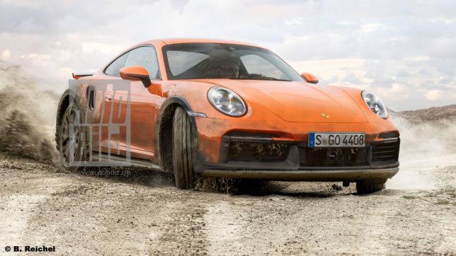 Porsche 911 Safari (2021)