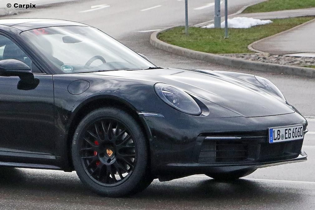 "Erlkönig Porsche 911 ""Safari"""