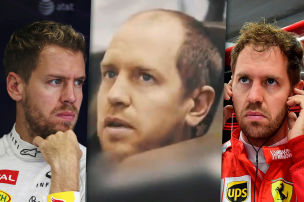 Haarige Reaktionen auf Vettel-Frisur