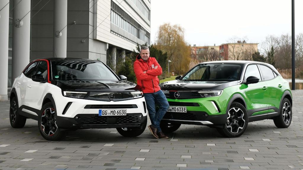 Die erste Fahrt im neuen Opel Mokka