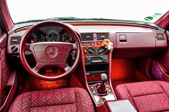 Mercedes C-Klasse 220 Elegance