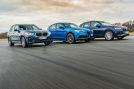 BMW X3 xDrive30i            Audi Q5 45 TFSI Quattro         Alfa Romeo Stelvio 2.0 Turbo
