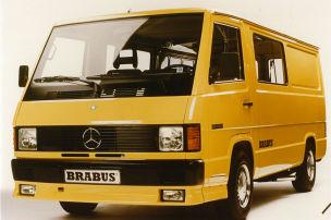 Der Brabus-Transporter, den keiner kennt