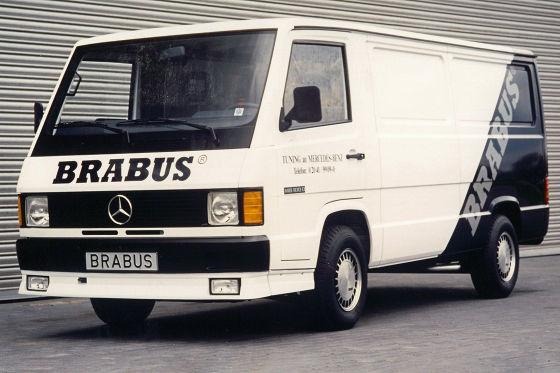 Brabus Mercedes MB 100 D