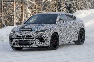 Lamborghini Urus Evo (2022): Facelift