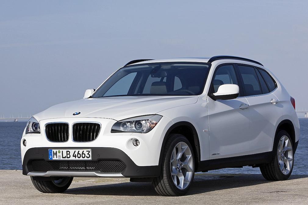 BMW X1 X-Drive 23d