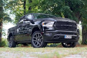 Dodge Ram 1500 (2021): Auto-Abo