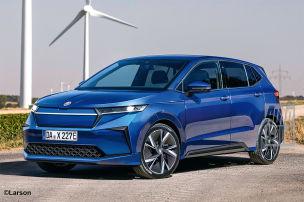 Skoda plant bis 2024 ein kleines E-Auto
