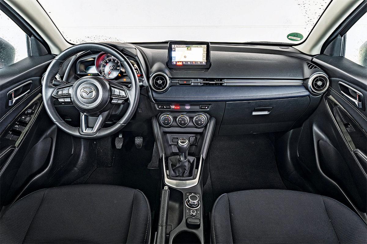 Mazda 2 Skyactiv-G 90 M Hybrid