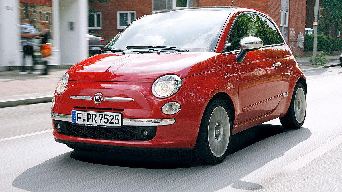 Fiat 500 Gebrauchtwagen-Check: Preise, Infos, Stärken ...
