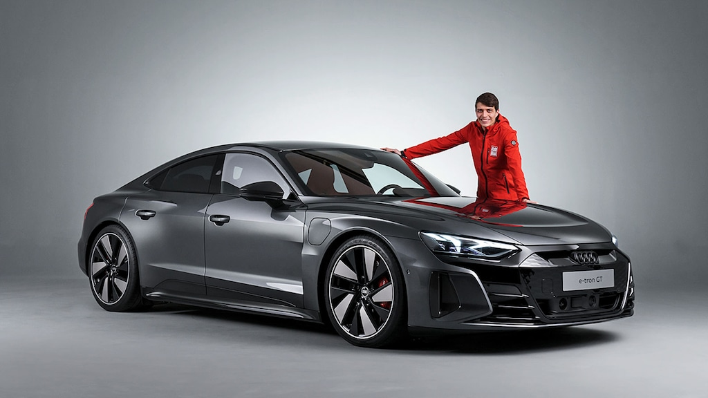 Der Audi e-tron GT rettet den Klappenauspuff ins Elektro-Zeitalter
