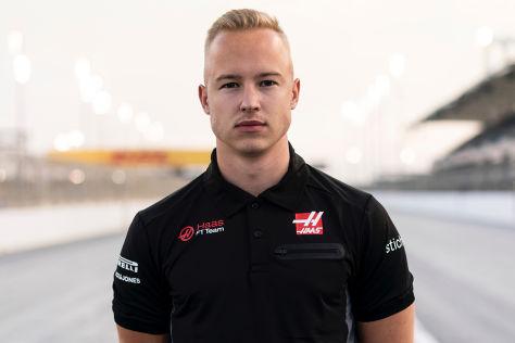 Formel 1: Schumacher-Kollege Mazepin