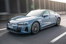 Der Audi e-tron GT hat nur einen Haken