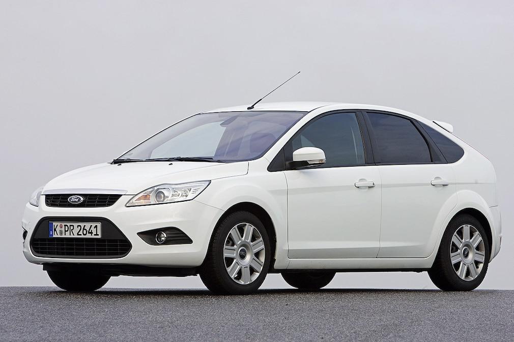 Ford Focus 2.0 16V CNG
