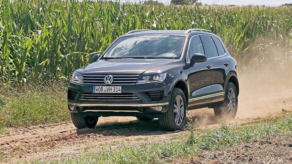 Luxus-SUVs ab 10.000 Euro von Volvo bis Porsche