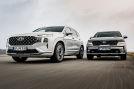 Hyundai Santa Fe 2.2 CRDi 4WD         Kia Sorento 2.2 CRDi AWD