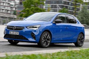 Opel Corsa-e drei Monate testen