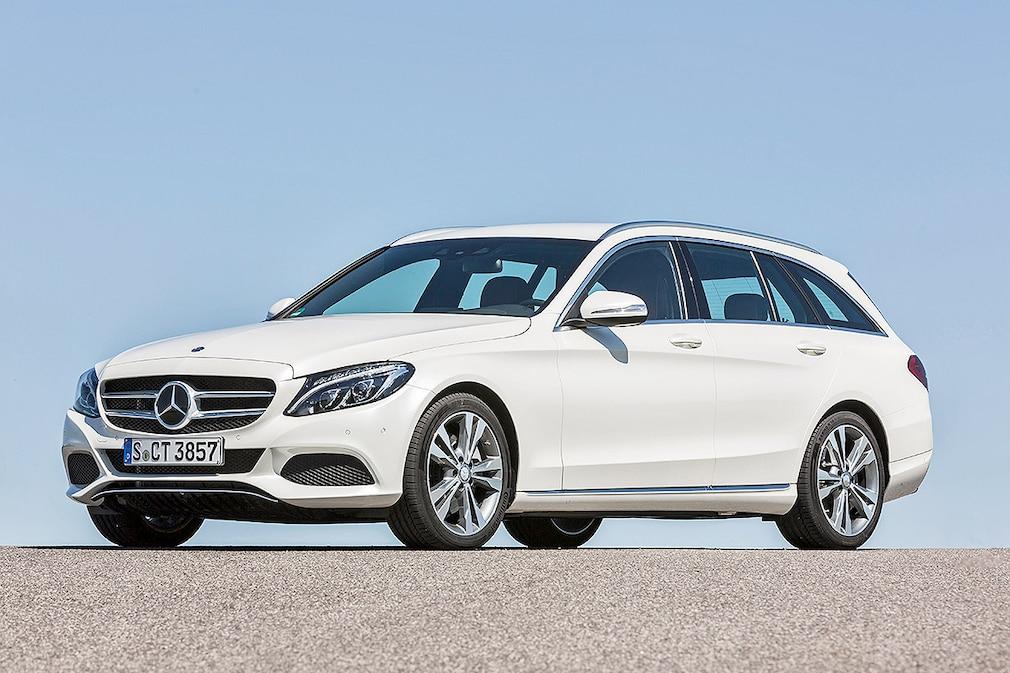 Mercedes C250 d T-Modell