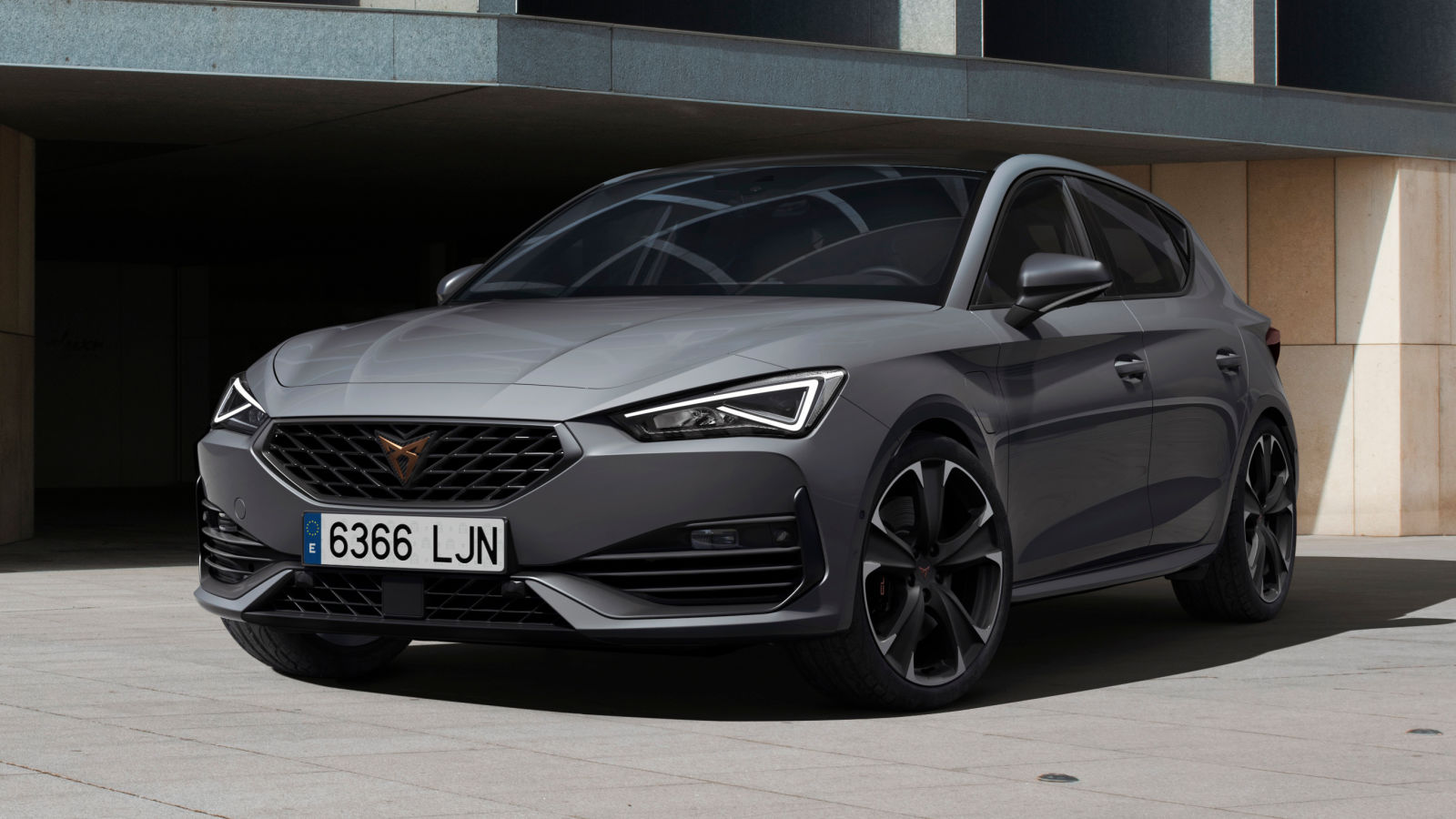 Cupra Leon (2021): Neuvorstellung - Turbobenziner - AUTO BILD