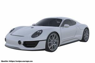 Plant Porsche einen neuen Supersportler?
