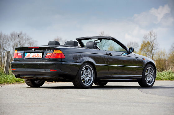 BMW 318Ci (E46)