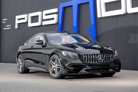 POSAIDON S 63 RS 830+ (Basis Mercedes-AMG S 63 4MATIC+)