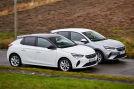 Opel Corsa 1.5 Diesel          Opel Corsa 1.2 DIT