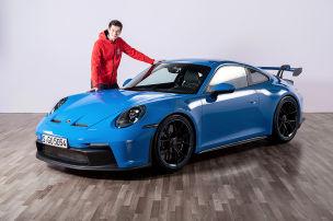 Porsche 911/992 GT3 (2021)