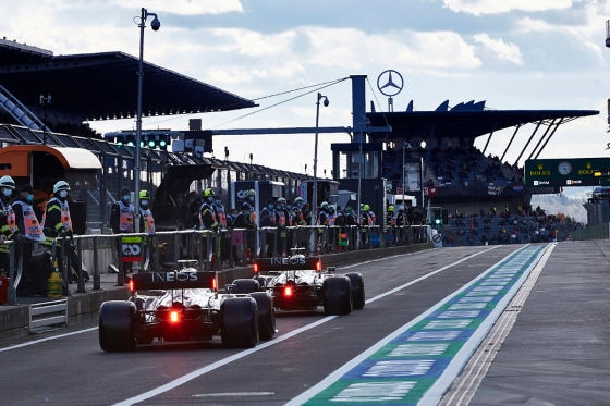 23 Rennen fix, kein Deutschland-GP