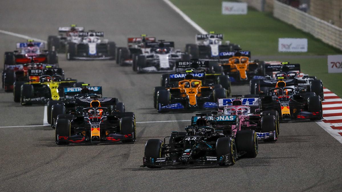 Formel-1-Kalender 2021: 23 Rennen in der Übersichts-Tabelle