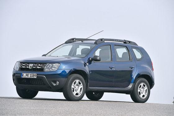 Dacia Duster TCe 125