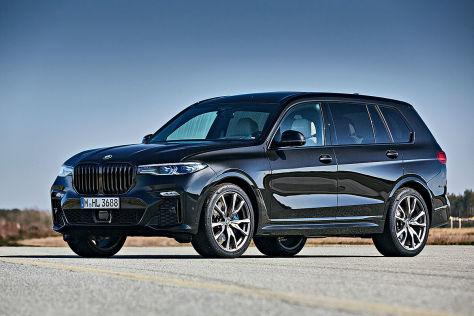 Bmw X7 M50i Das Luxus Suv Für Unter 1000 Euro Im Privatleasing Autobild De