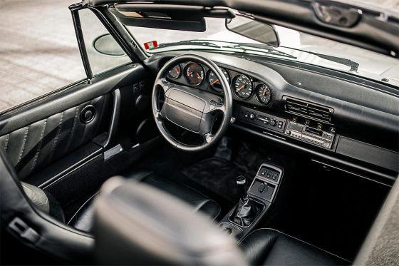 Porsche 911 Typ 964 WTL Cabriolet (1992) - Diego Maradona