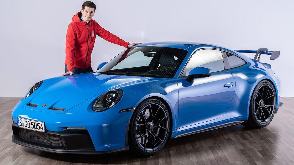 Erster Check im neuen Porsche 911 GT3