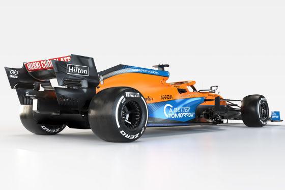 Das ist McLarens neuer Mercedes